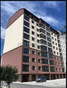 Apartment in a newly built building in the city center