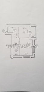 Apartment with separate entrance