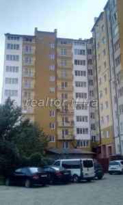 Apartment in the Pasichnaya neighborhood on the street Galitskaya house at the stage of delivery