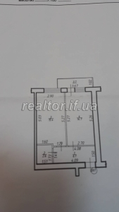 Apartment in new building with heating