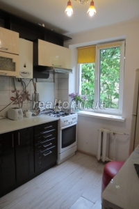 Apartment in the center of the city in a residential setting on the street of King Danylo