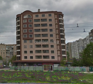 Apartment in a high-rise new building with heating and electricity along Stus Street