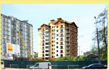 The apartment is from a reliable developer near the central part of the city