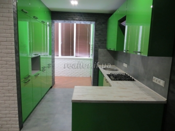 Apartment with designer furniture and equipment repair on the street National Guard
