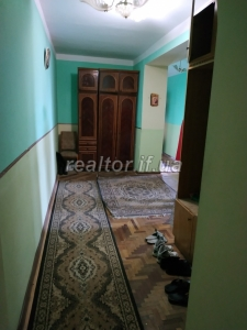 Apartment with individual heating in the center of the city on the street Southern Boulevard