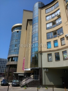 Office for rent city center ул. Hrushevskogo, 90 sq.m