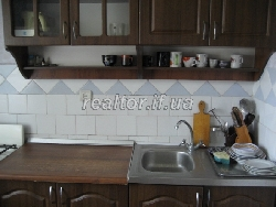 Rent two-bedroom apartment in a good neighborhood street Mykolaychuk