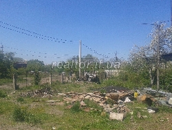 Lease of land on the street. Maksimovic