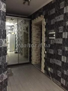 One-bedroom apartment for sale in a new residential building, renovated on Ivasyuk Street