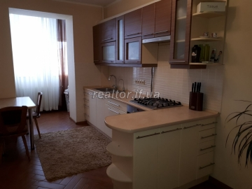 1 bedroom apartment for sale in a new building with furniture on Tselevicha Street
