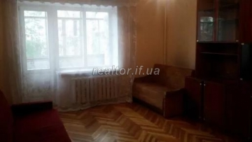 1 room apartment for sale in a residential station on the street Trolleybusna