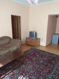 1 room for sale in a newly built house on the street of the Ukrainian Division