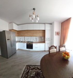 For sale 1 bedroom apartment in Kalivaya Sloboda