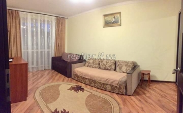 One-bedroom apartment for sale in the Pasichna district