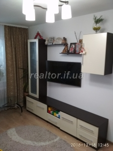 2-room apartment Bobikievich is for sale