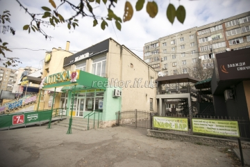 Ready-made business cafe restaurant and sauna for sale