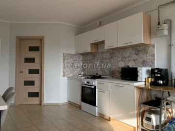 One bedroom apartment for sale in a new building on the street House by the way to Velmart