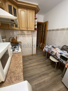 One bedroom apartment for sale with autonomous heating and cosmetic repairs on Sorokhteya Street