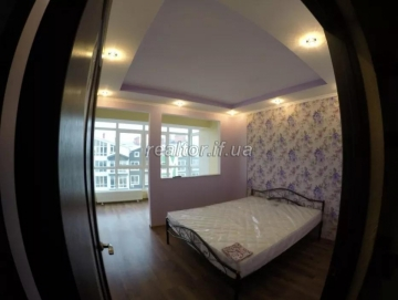 For sale studio apartment in the residential complex Christmas on the street Televicha