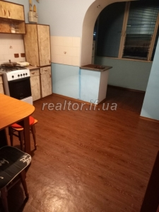 One bedroom apartment for sale with renovation in a new building on the street Vovchynetska