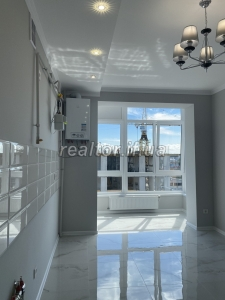 One bedroom apartment for sale with quality and modern renovation in a new building near the center