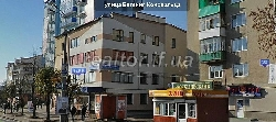 Sale office opposite Velmartu Street. Konovalets