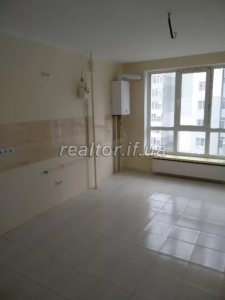 For sale 1 bedroom apartment in a new building on the street Chemists