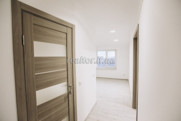 Apartment for sale in a new residential building with renovation on Halytska Street
