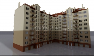 Urgent sale of apartments in the city center on Independence Street