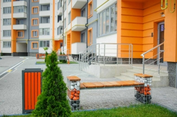 Large apartment in an elite privately owned building on the street Vovchynetska