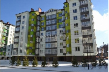 A large one-room apartment in the residential complex Kalinova Sloboda second turn