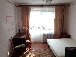 Renting one-bedroom apartment on the street Dovzhenko
