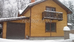 For sale luxury house in a suburb of Ivano-Frankivsk.
